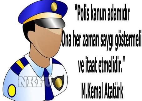 10 Nisan Polis günü mesajları ve polis haftası sözleri