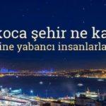 İstanbul ile ilgili sözler