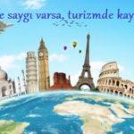 Turizm Haftası Sözleri ve Mesajları