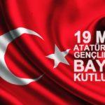 19 Mayıs Kutlama Mesajları. Atatürk'ü Anma Gençlik ve Spor Bayramı Kutlama Sözleri