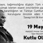 En Anlamlı 19 Mayıs Kutlama Mesajları ve Kutlama Sözleri