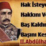 Payitaht Abdülhamid Sözleri ve Mesajları