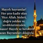 Ramazan Bayramı Kutlama Mesajları ve Kutlama Sözleri