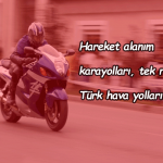 Motorcu Sözleri ve Mesajları En Güzel