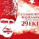 29 Ekim Cumhuriyet Bayramı Kısa, Anlamlı, Özlü Sözler ve Mesajlar
