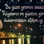 Erkek Sevgiliye İyi Geceler Mesajları ve Sözleri