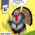 Komik Yeni Yıl Yılbaşı Mesajları ve Sözleri