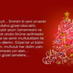 Resimli Yeni Yıl Kutlama Mesajları ve Kartları